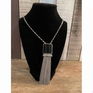 WHBM Long Necklace